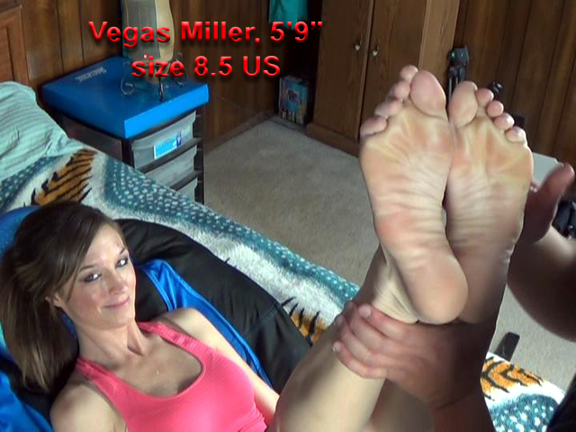 foot fetish hookup